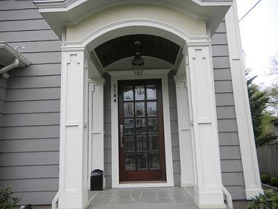 new home door