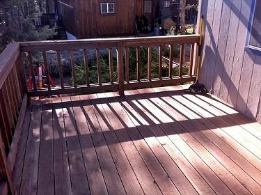Old decks